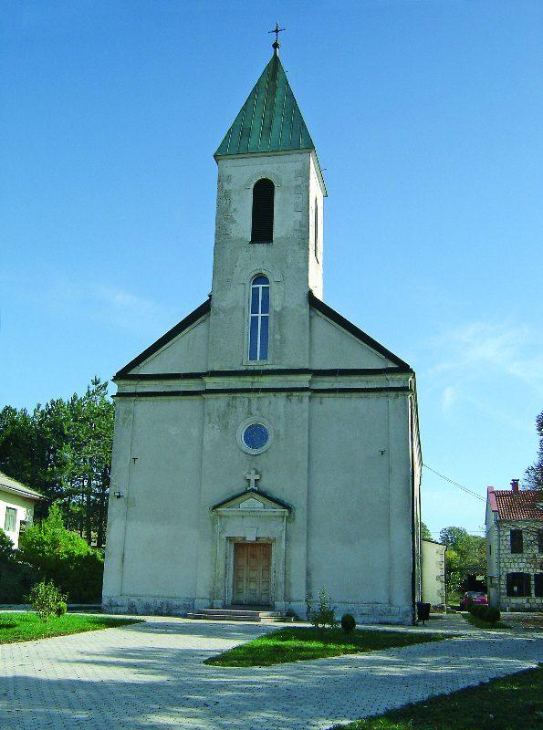 zupna crkva u grabovici